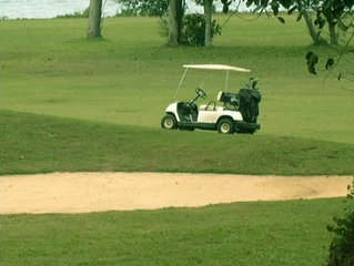 Maintenance Of A Golf Course